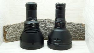Lumintop BLF GT und Astrolux MF04 im Vergleich