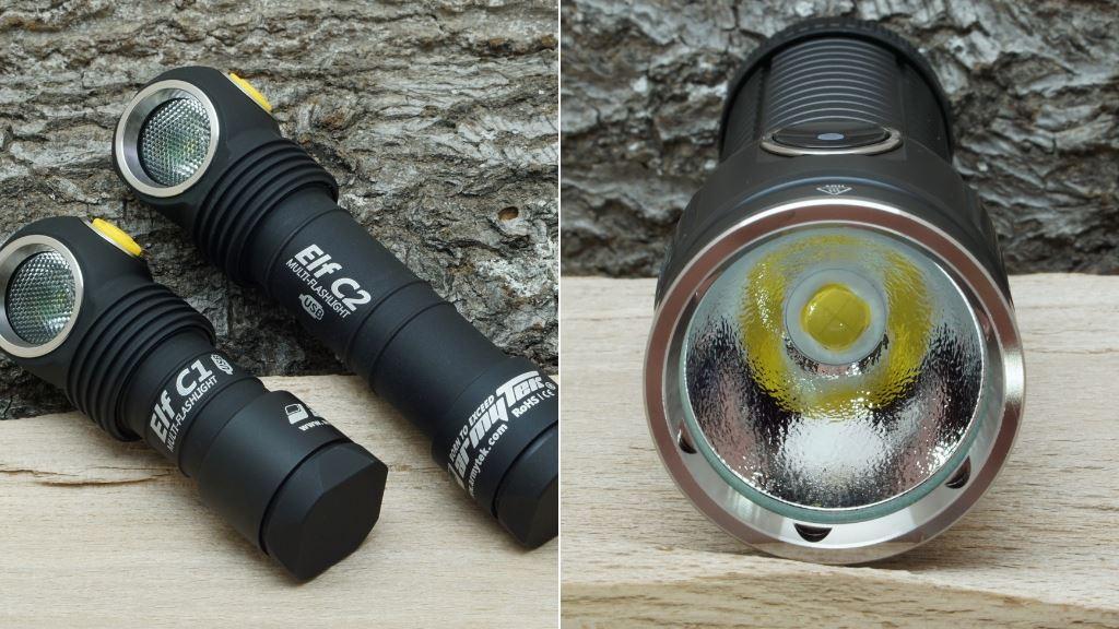 Stirnlampe oder Stablampe für Lost Places?