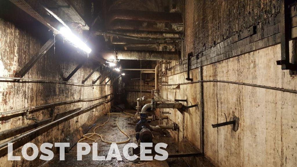 Taschenlampe für Lost Places