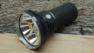 Acebeam X45 XHP70.2 Version von Vorne