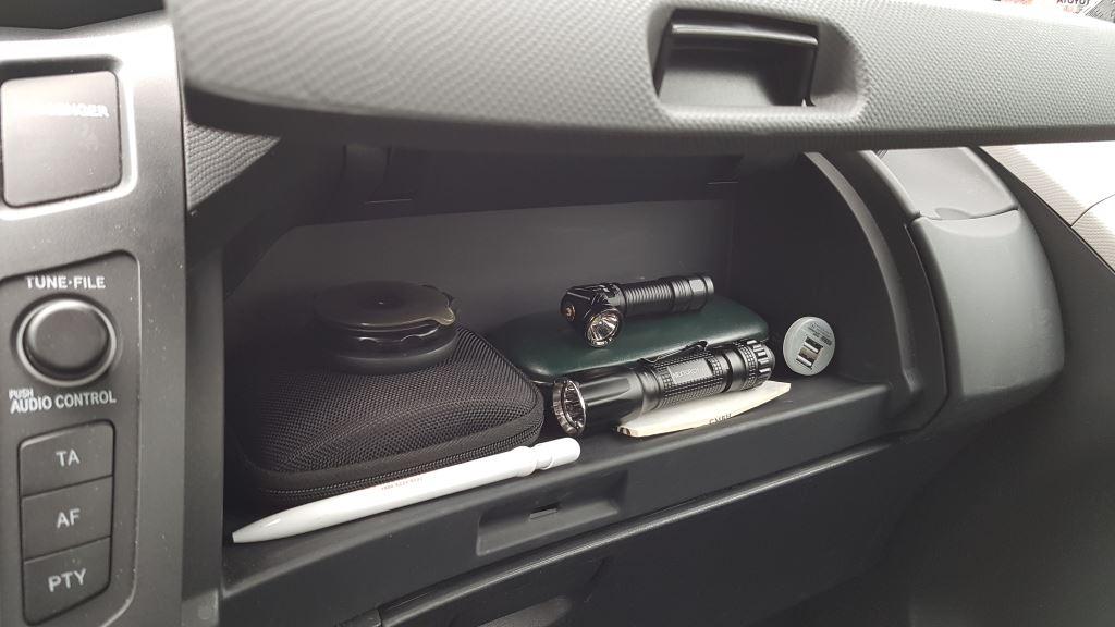Mit einer Auto Taschenlampe auch im Auto stets gut gerüstet