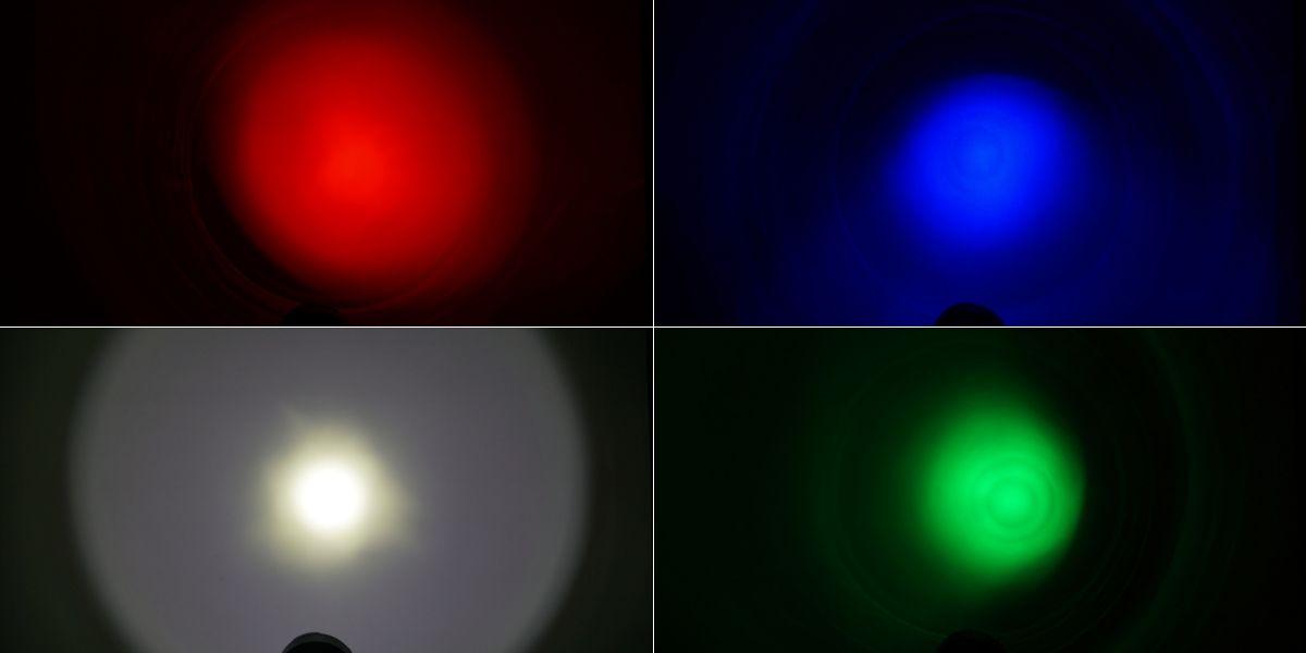 Jagd Taschenlampe Fenix TK32 Whitewallshots