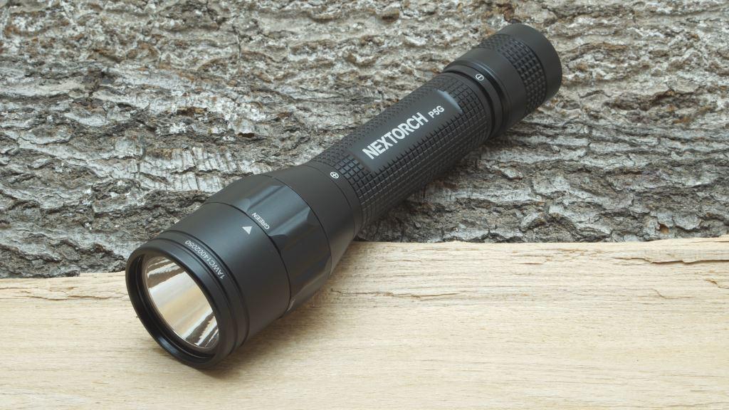 Jagd Taschenlampe Nextorch P5G