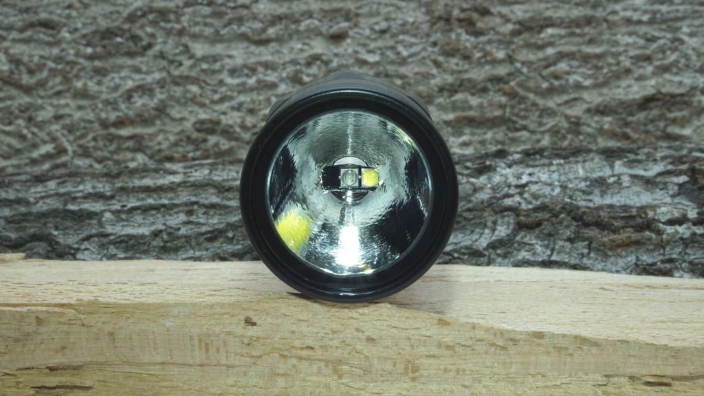 Jagd Taschenlampe Nextorch P5G Reflektor