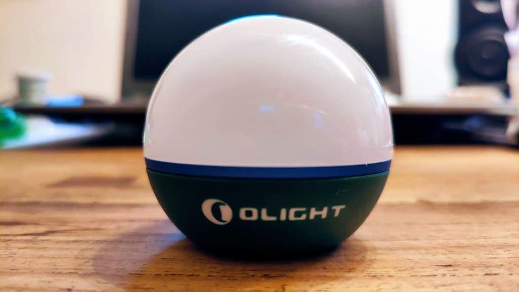 Olight Obulb Test
